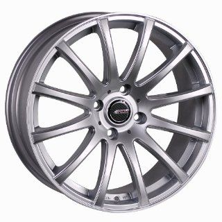 Styluz M575 Painted with Hyper Silver Finish Wheel (19x8.5/ 5x112mm