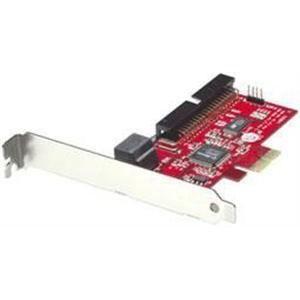 133   Achat / Vente CARTE CONTROLEUR PCI E vers 2 SATAII + IDE 133