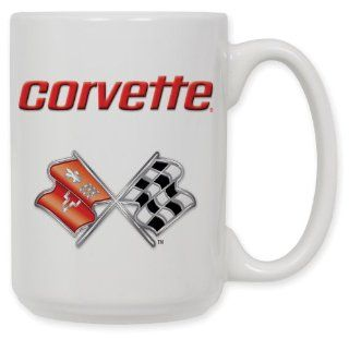 Corvette C3 Logo Coffee Mug Kitchen & Dining