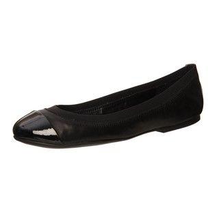 Jessica Simpson Womens Madisen Black Flats