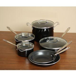 Emeril aluminum cookware unsafe