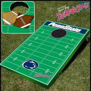 NCAA Penn State Nittnay Lions Tailgate Toss Game