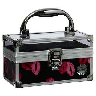 SOHO Sealed With A Kiss Petite Beauty Case