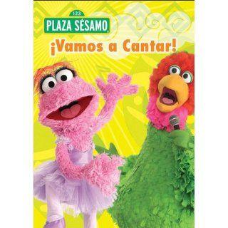 Plaza Sesamo Vamos a Cantar ~ Leticia Amezcua, Gerardo Zardain, Odín