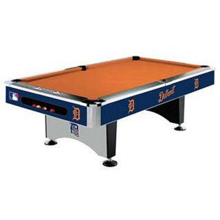Detroit Tigers Pool Table with Free Installation