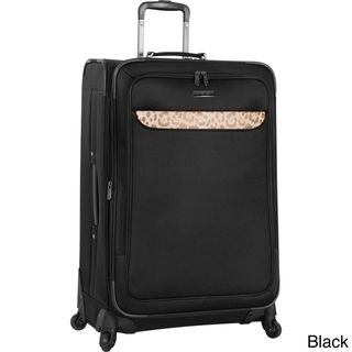 Anne Klein Cross Country 28 Expandable Spinner Suitcase