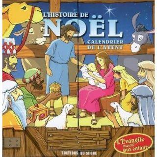 histoire de Noel ; calendrier de lAvent   Achat / Vente livre Gao