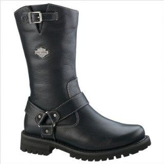 New Harley Davidson Mia Blk Ladies 5 $120 Shoes