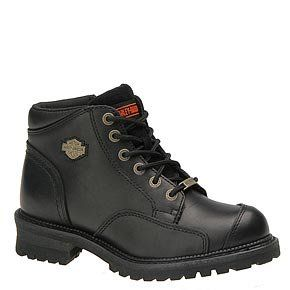 New Harley Davidson Sonia 6 Boot Blk Ladies 10 $120 Shoes