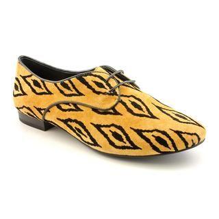 BCBGeneration Womens Lesleigh Regular Suede Dress Shoes