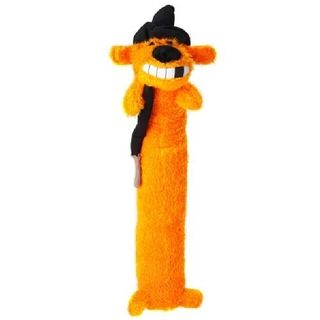 Loofa Dog Halloween 18 inch Plush Witch Dog Toy