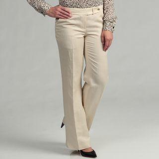 Calvin Klein Womens Linen Pants