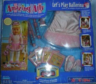 Amazing Ally Lets Play Ballerina Toys & Games