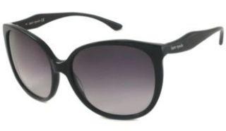Kate Spade Chantal Sunglasses Black / Gray Gradient Kate