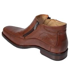 Majestic Collection Mens Ankle Loafer Boots