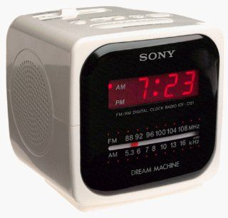 dream machine clock radio icf c218 manual