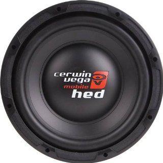 Cerwin Vega HED124 12 4Ohm HED Series Car Subwoofer
