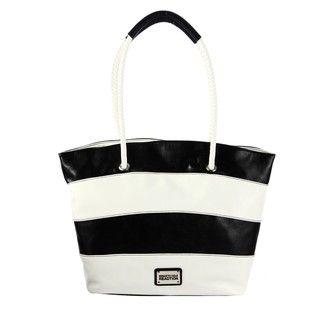 Kenneth Cole Reaction Celebrity Stripe Tote Bag