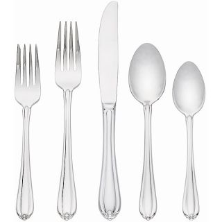 Gorham Melon Bud II 65 piece Stainless Flatware Set