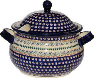 Polish Pottery Soup Tureen 1004 104art Unikat Signature