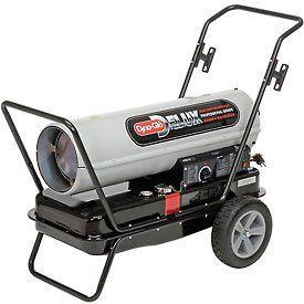Dyna Glo® Kerosene Forced Air Heater Kfa125dgd   100k Or 125k Btu