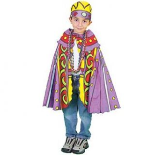 Dexter Educational Toys Dex126 King Costume Clothing