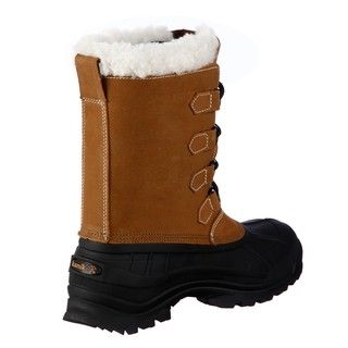 Kamik Mens Alborg Tan Winter Boots