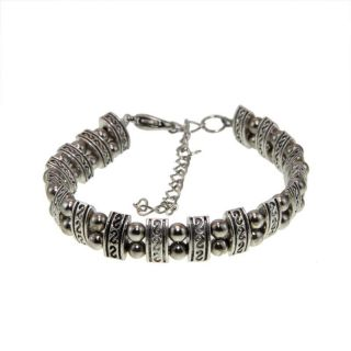 Tibet Silver Hand carved Tibetan style Bracelet (China) Today $18.99