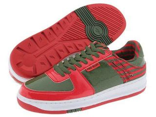 PRO Keds 142nd Elm Street PK Red/Army Green