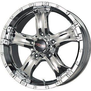 MB Wheels Chaos 5 Chrome Wheel (17x8.5/5x127mm)