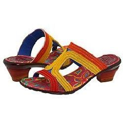 Think Shiva 82523 Multicolor Sandals