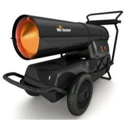 Mr Heater (MRHF270320) MH125KTR Forced Air Kerosene Heater