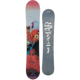 Lamar Womens Storm 144 cm Snowboard
