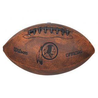 Washington Redskins 9 inch Composite Leather Football