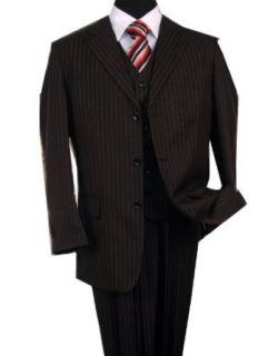 PINSTRIPE BY JEAN PAUL. SUPER 130S EXTRA FINE ITALIAN WOOL Clothing