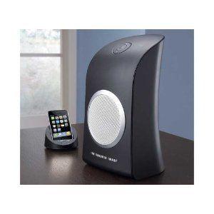 Sharper Image EC W130 Indoor/Outdoor Wireless Speaker