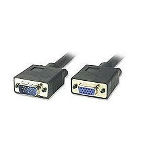 Ziotek 128 2245 VGA HD15 Male to Female Low Loss Cable, 10