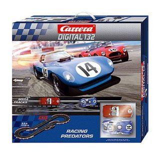 Carrera Digital 132 Slot Car Race Track Sets  Racing
