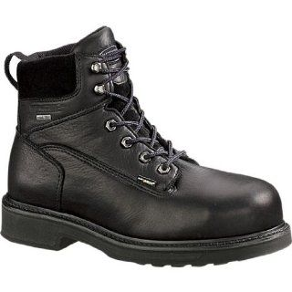 GORE TEX Waterproof Composite Toe EH 6 Boot   Black 10 EW Shoes