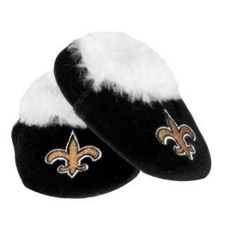 New Orleans Saints Baby Bootie Slippers