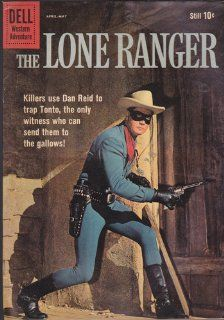 he Lone Ranger #133 Unknown Books