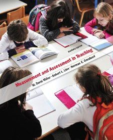 Measurement and Assessment in Teaching (11th Edition) M. David Miller