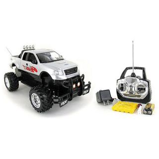 Mad Bull Racing F 150 Electric RTR RC Monster Truck