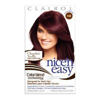 Clairol Nice n Easy Color, 132 Burgundy (Pack of 3) Beauty