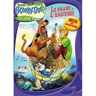 DVD DESSIN ANIME DVD Quoi dneuf Scooby Doo ?, Vol. 9   Le phare