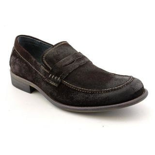 Steve Madden Mens Blaike Regular Suede Casual Shoes