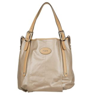 Tods Easy Sacca Large Canvas Tote Bag
