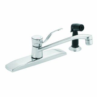 moen kitchen faucet hook up Discount price available now, so order the moen cfg 40093 kitchen pullout spout hose online here at plumbersstock - excellent value and service.
