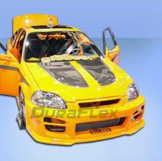 Honda Civic 99 00 R34 Duraflex Front Bumper    Automotive