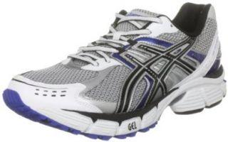 Mens Gel Pulse 3 White/Black/Royal Trainer T134N 0190 7.5 UK Shoes